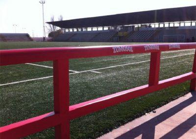 Protectores Estadio Gerardo Salvador, Paterna