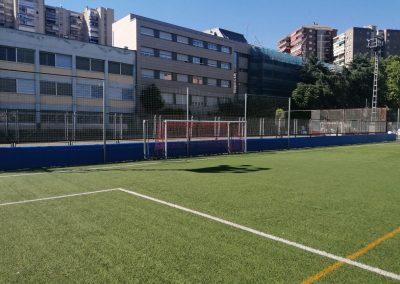 Campo Colegio Valdeluz