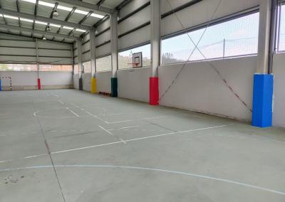 Polideportivo Castrillón